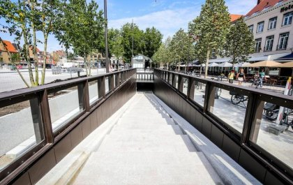 Leuningen 't Zand Brugge