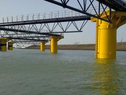 Steiger Zeebrugge