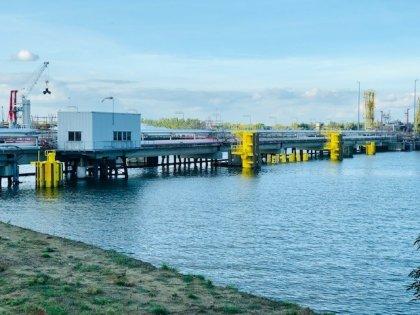 Uitbreiding steiger Kaai 641 Antwerpen